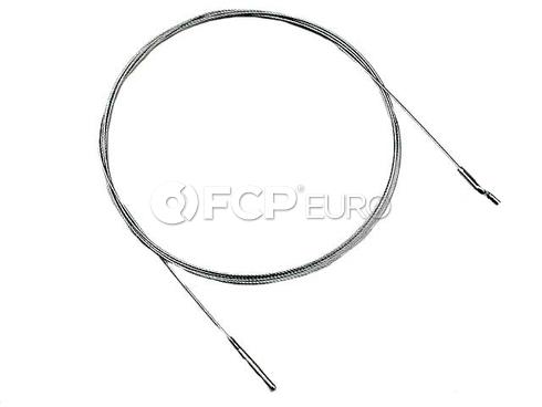 VW Accelerator Cable (Beetle Fastback Squareback Karmann Ghia) - Cofle 112721555