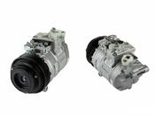 Mercedes A/C Compressor - Denso 471-1293