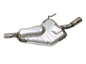 Saab Exhaust Muffler - Starla 4966925