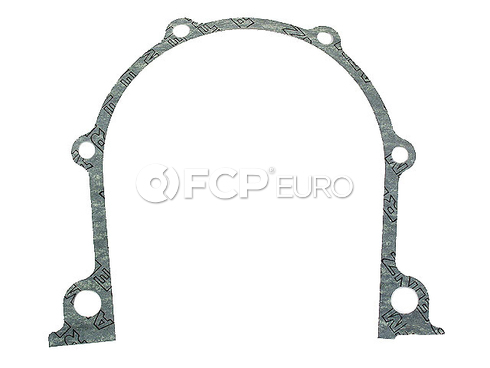 BMW Crankshaft Seal Retainer Gasket Rear - Reinz 11141250073