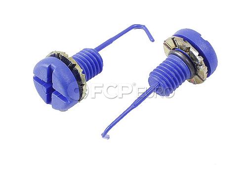 BMW Radiator Drain Plug - Behr 376747011