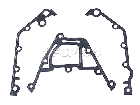 BMW Timing Cover Gasket Set Lower - Reinz 11141436978