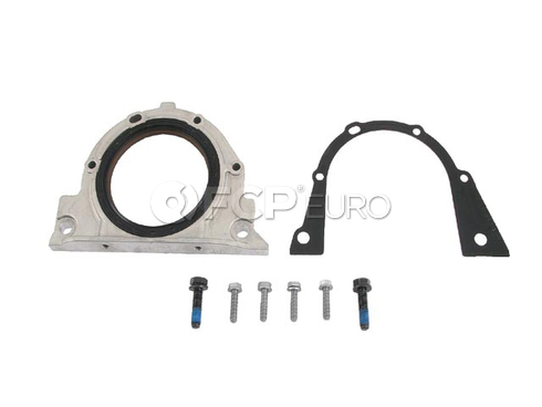 BMW Crankshaft Seal with Flange Rear (Z3 318i 318is 318ti) - OEM Supplier 11141437774