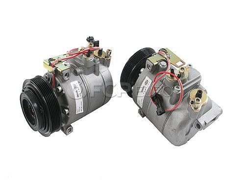 Saab A/C Compressor w/Clutch (9-5) - Behr 5048095