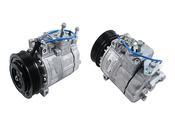 Saab A/C Compressor (9-5) - OEM Supplier 5048368