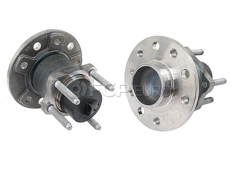 Saab Wheel Hub Assembly Rear (9-5) - SKF 5058185