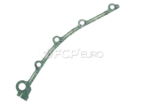 BMW Timing Cover Gasket Left (750iL 850CSi 850Ci 850i) - Genuine 11141725760