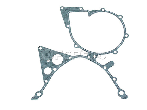 BMW Timing Cover Gasket Center (750iL 850CSi 850Ci 850i) - Genuine 11141725762