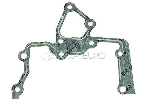 BMW Engine Timing Cover Gasket (850Ci 750iL) - Genuine BMW 11141725767