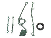 BMW Timing Chain Case Gasket - Elring 11141727986