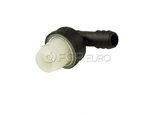 BMW Engine Crankcase Breather Hose Connector (850Ci 850CSi 850i 750iL) - Genuine BMW 11151720131