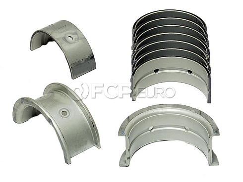 BMW Engine Crankshaft Main Bearing Set - Kolbenschmidt 11210666100
