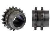 BMW Engine Timing Crankshaft Gear (528i 533i 535i 735iL) - Febi 11211265011