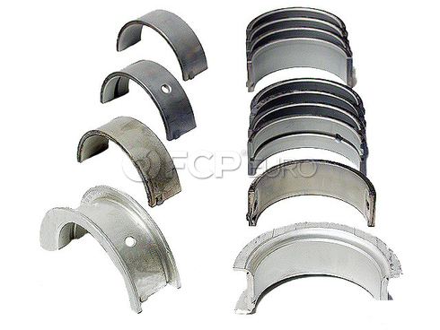 BMW Engine Crankshaft Main Bearing Set - Kolbenschmidt 11211706847
