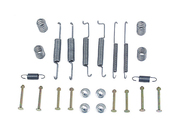 VW Drum Brake Hardware Kit Rear - ATE 171698545