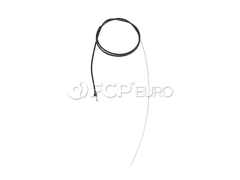 Saab Hood Release Cable (9000) - Gemo 6973218