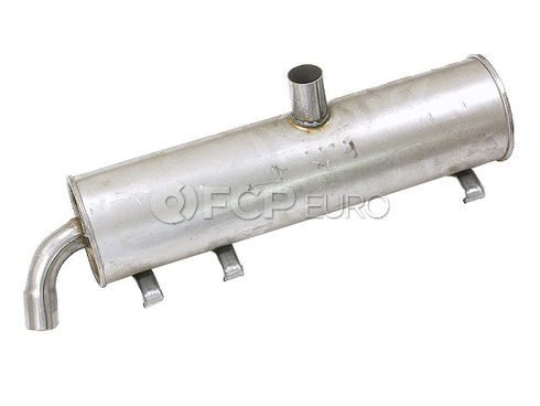 Saab Exhaust Muffler (900 99) - Starla 7533631