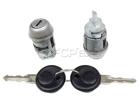 Audi VW Ignition Lock Cylinder - Febi 191905855