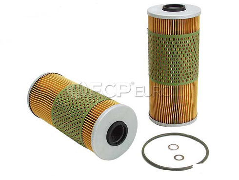 BMW Engine Oil Filter Kit - Mahle OX121D