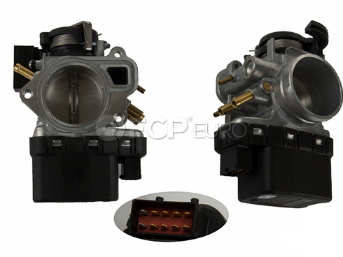 Saab Throttle Body (9-3 9-5) - Hella 9188186