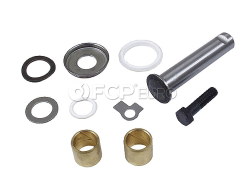 VW Steering Swing Lever Shaft Kit (Transporter Campmobile) - Febi 211498171
