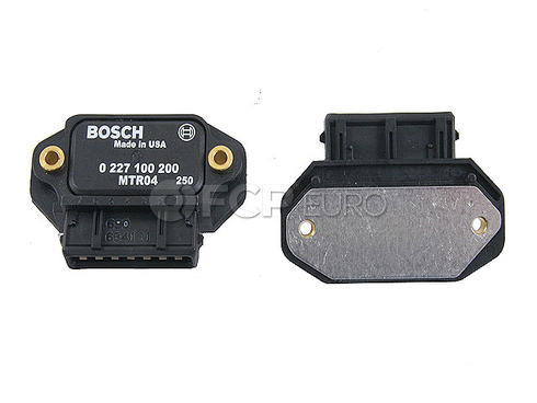Porsche Ignition Control Module (911) - Bosch 0227100200