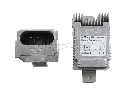 Mercedes Cooling Fan Controller - Stribel 0255453332