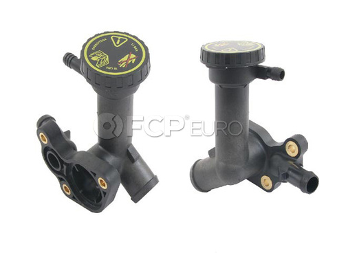 Mini Cooper Coolant Thermostat Housing - Genuine Mini 11537829959