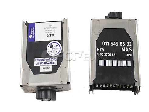 Mercedes MAS Control Unit (500SL) - Programa 011545853288