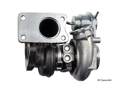 Volvo Turbocharger Left (S80) - Mitsubishi Electric 8601455