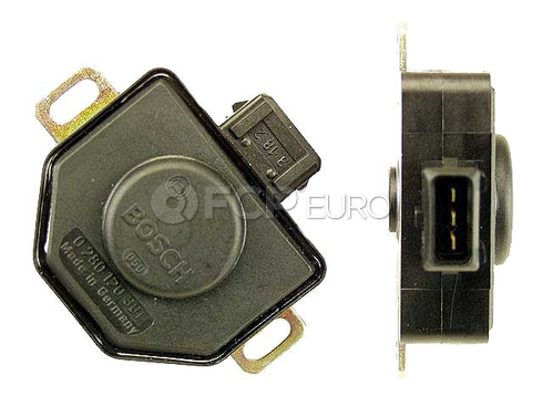 BMW Fuel Injection Throttle Switch - Bosch 0280120301