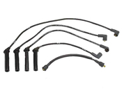 Saab Spark Plug Wire Set (900) - Bougicord 8817314