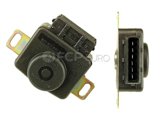 Porsche Throttle Switch (944) - Bosch 95160611300