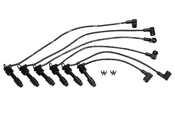 Saab Spark Plug Wire Set (900 9000) - Bougicord 8821951