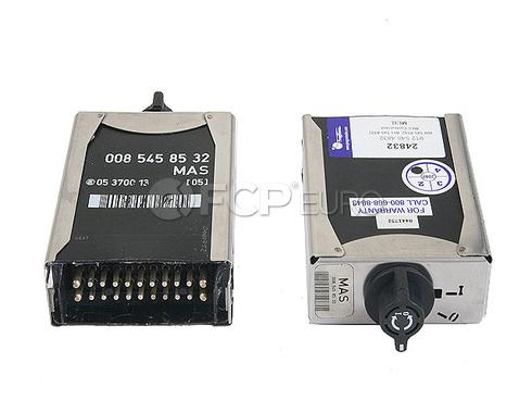 Mercedes MAS Control Unit (300CE 300SL) - Programa 012545483288