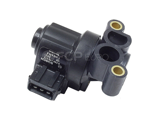BMW Fuel Injection Idle Air Control Valve (Z3 318i 318is 318ti) - Bosch 0280140575