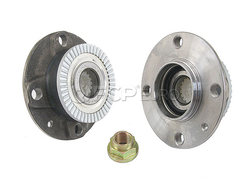 Saab Wheel Hub Assembly Rear (900 9000) - Genuine Saab 8973406