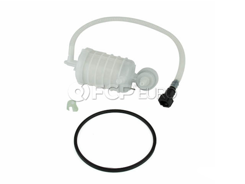 BMW Fuel Filter With Fuel Pressure Regulator - Genuine BMW 16147186454