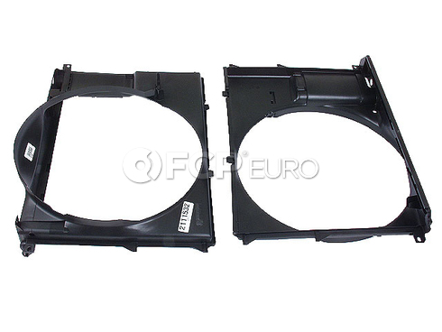 BMW Fan Shroud - Behr (OEM) 17101440252