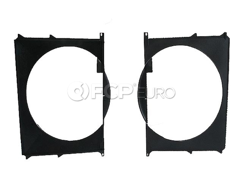 BMW Engine Cooling Fan Shroud (Z3) - Genuine BMW 17101715321
