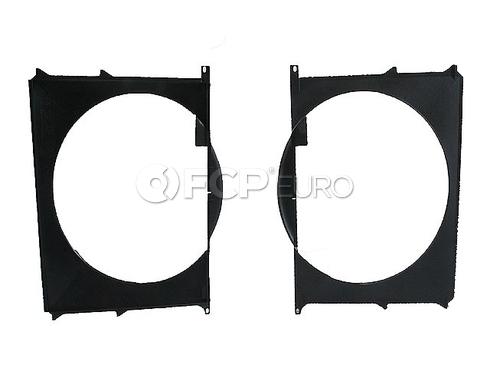 BMW Engine Cooling Fan Shroud (Z3) - Genuine BMW 17101715321