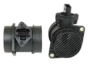 Audi VW Mass Air Flow Sensor - Bosch 06A906461D