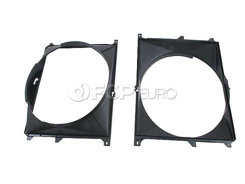 BMW Engine Cooling Fan Shroud (525i) - Genuine BMW 17111712373