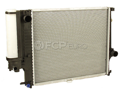 BMW Radiator (E34 525i 525iT) - Behr OEM 17111737760