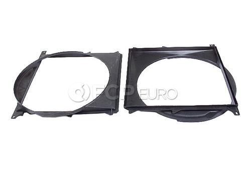 BMW Cooling Fan Shroud (318i 318is 325i 325is) - Genuine BMW 17111723029