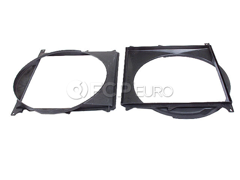BMW Cooling Fan Shroud (318i 318is 325i 325is) - Genuine BMW 17111723029