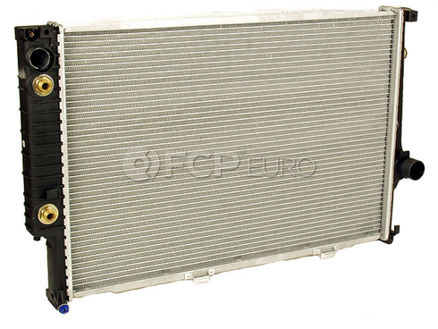 BMW Radiator (530i) - Genuine BMW 17111723398