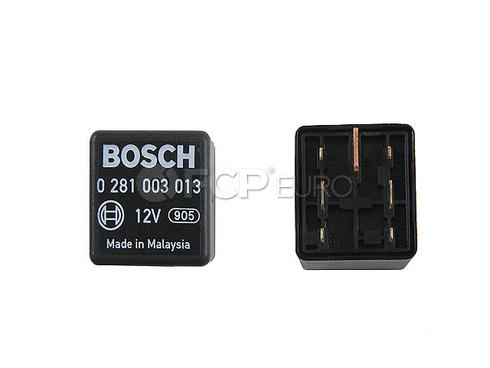 VW Diesel Glow Plug Relay (Beetle Golf Jetta) - Bosch 0281003013
