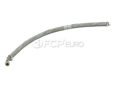 BMW Auto Trans Oil Cooler Hose (528i 530i 630CSi 633CSi) - Genuine BMW 17221121952