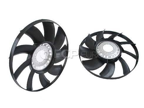 BMW Cooling Fan Blade (E53 E65 E66) - Behr (OEM) 17417504732